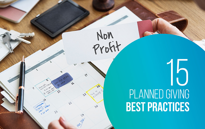 15 Planned Giving Best Practices | Donorsearch