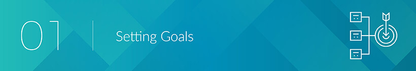 Set goals for your private and independent school fundraising projects.