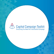 The Capital Campaign Toolkit can make your next feasibility study easier than ever.