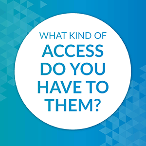 What kind of access do you have to your capital campaign consultant?