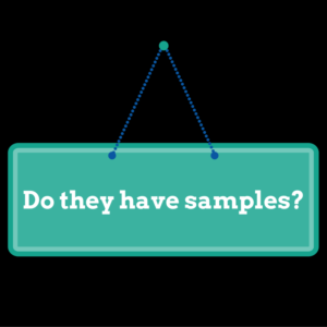Prospect Research Samples