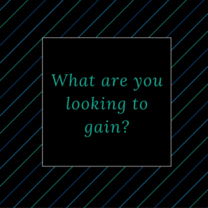 What are you looking to gain from prospect research consultants?