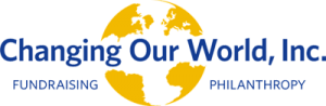 changing our world logo