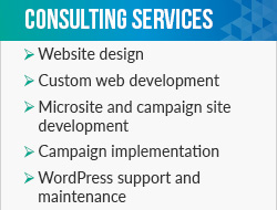 Learn more about Cornershop Creative's fundraising consulting services.