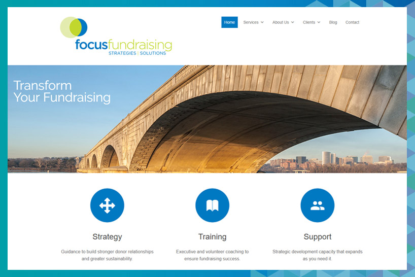Focus Fundraising is a top fundraising consulting firm that can take your nonprofit to new heights.