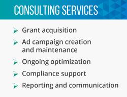 Explore Nonprofit Megaphone's fundraising consulting firm services.