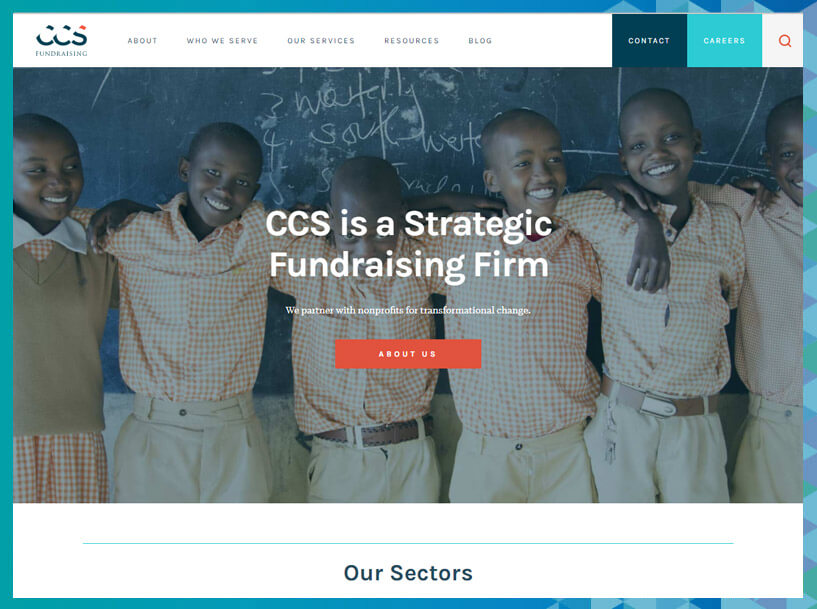 CCS Fundraising is a globally focused fundraising consulting firm for your nonprofit's biggest campaigns.
