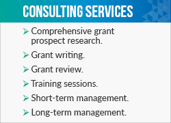 Whether you need a short-term or long-term solution, Grants Plus can help your nonprofit reach its grant goals!