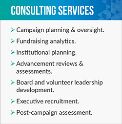 TWB offers fundraising and executive search consulting services.