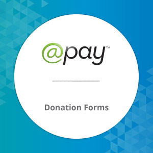 See how @Pay's online giving tools can help your organization with donation forms.
