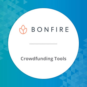 Check out Bonfire's online giving tools for crowdfunding.
