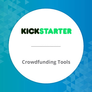 Check out Kickstarter's online giving tools for nonprofits.