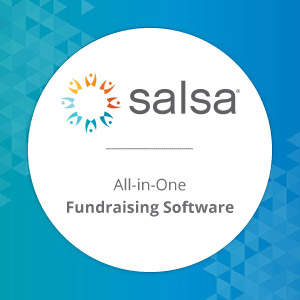 Check out Salsa's all-in-one online fundraising tool for nonprofits.