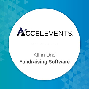 Check out this All-in-one online giving tool, AccelEvents!