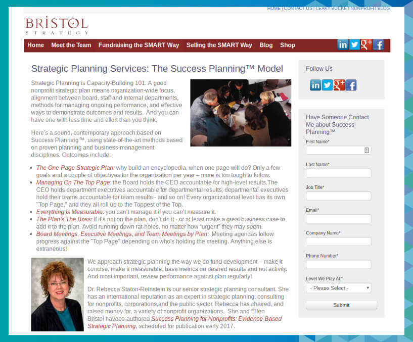Learn more about the Ellen Bristol's SMART Way approach on her website.