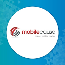 MobileCause is a large scale crowdfunding platform for nonprofits.