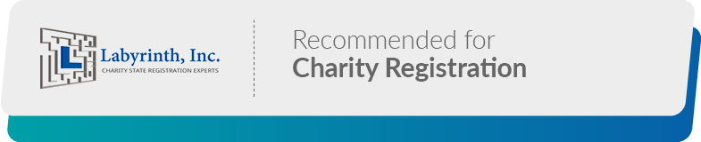 Labyrinth is our top fundraising consultant pick for charity registration