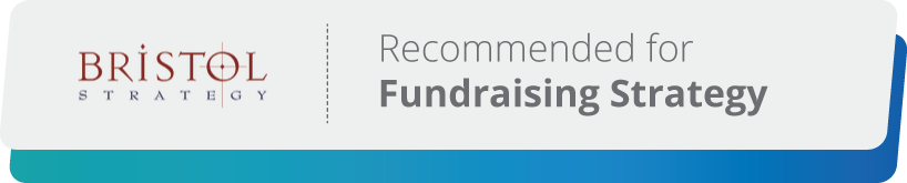 Ellen Bristol is a fundraising consultant that can help your organization with strategy.