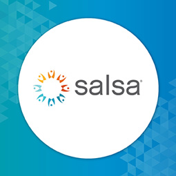 Salsa's peer-to-peer software is perfect for organizations looking for a nonprofit crowdfunding platform.