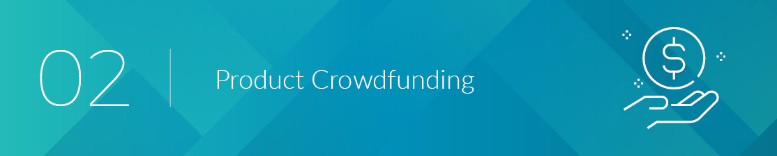 Product crowdfunding can help your nonprofit raise more.