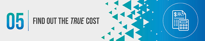 Be sure to find out the true cost of your chosen nonprofit CRM software.