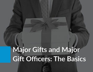 Learn more about major gifts with this guide!
