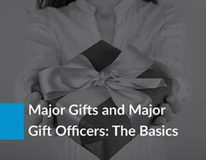 Learn more about how major gifts play a role in capital campaigns!