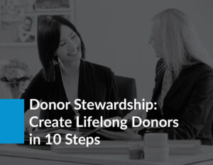 Learn more about donor stewardship with this guide!