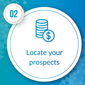 Locate your planned giving prospects.