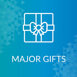 Prospect research will boost your major gift donations.