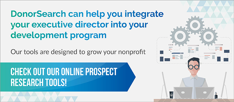 Integrate Executive Director into Your Development Program