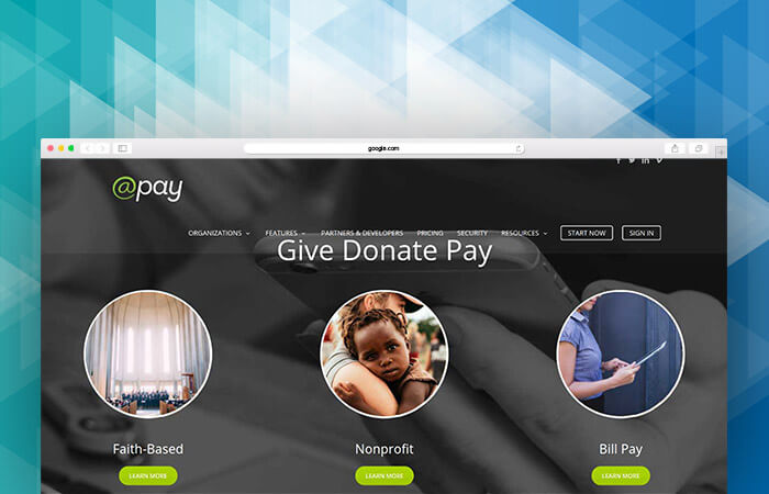Take a look at @Pay's fundraising software.