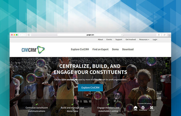 See how CiviCRM's nonprofit fundraising software can aid your organization.