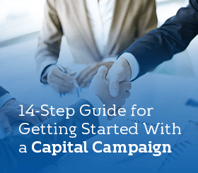 Capital campaign getting started checklist