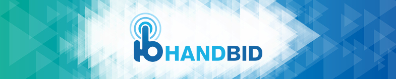 Handbid is one of our favorite charity auction websites.