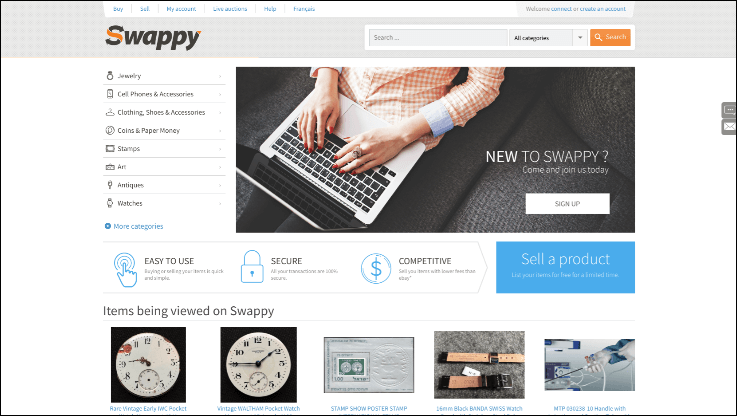 See how Swappy's online charity auction software can help your organization with your next auction event.