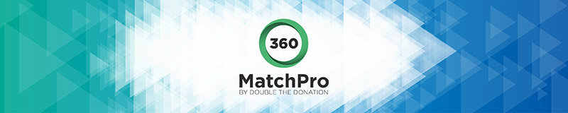 Use 360MatchPro's matching gifts automation tools before your next online silent auction.