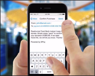 Snowball's text-to-donate platform provides lightning fast user experience.