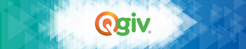 Use QGiv to plan peer-to-peer fundraising events.