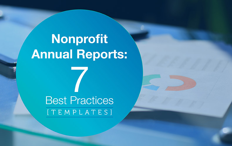 Nonprofit Annual Reports 7 Best Practices Templates