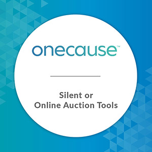 Consider OneCause for your next silent auction.