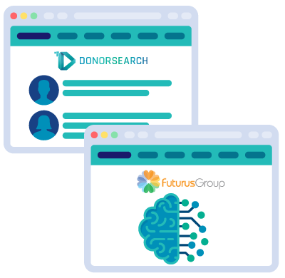 DonorSearch and Futurus Group's partnership revolutionizes artificial intelligence for nonprofits.
