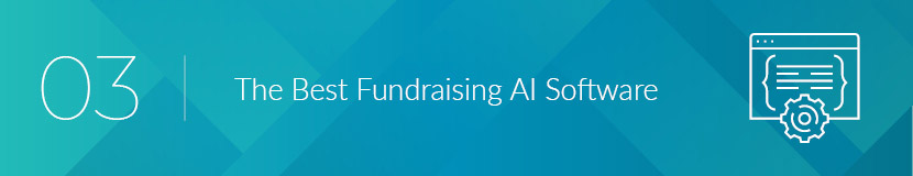 What is the best fundraising AI software?