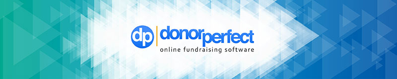 DonorPerfect is a top nonprofit fundraising software.
