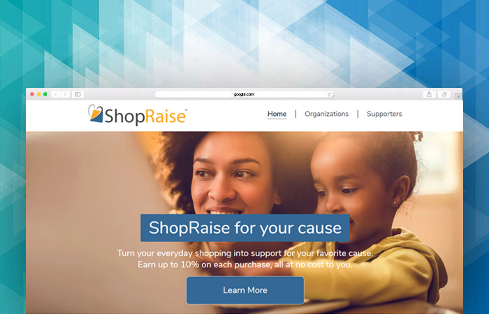 Visit ShopRaise to find out more about their fundraising software for online shopping.