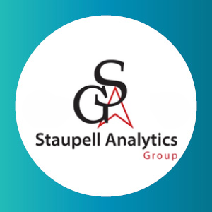 Staupell Analytics Group is a nonprofit consulting team that also hosts nonprofit webinars.