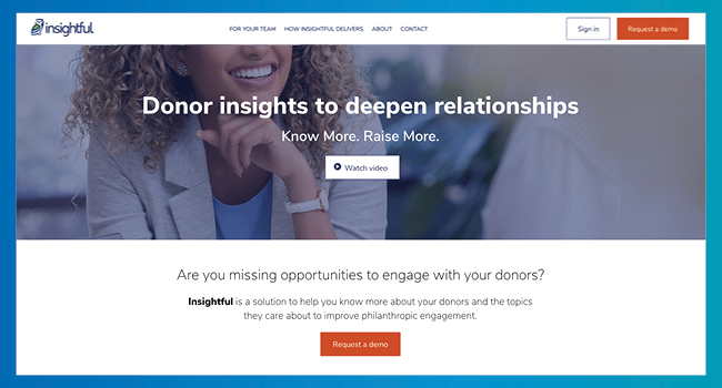 Check out Insightful's website to learn more about this Ellucian integration