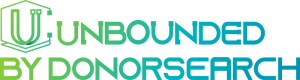 unbounded by donorsearch logo