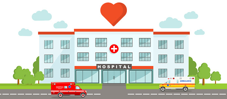 A hospital's grateful patient program is an excellent example of how machine learning for nonprofits can work.