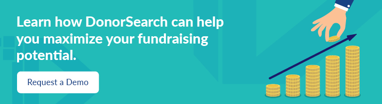 Learn how DonorSearch can help you maximize your fundraising potential.